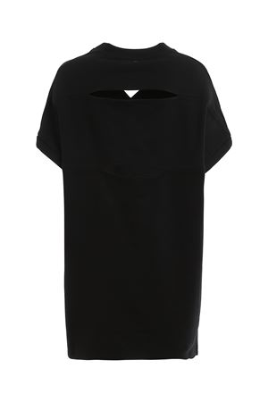 CUT-OUT SWEATSHIRT DRESS DONDUP | 11 | DA119KF0136DXXXDD999