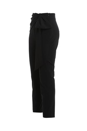 Bow detail trousers DONDUP | 20000005 | DP523JS0248DMDD999