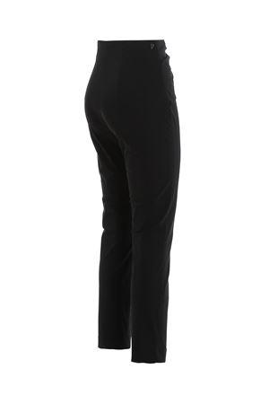 Pantaloni neri con fiocco DP523JS0248DMDD999 DONDUP | 20000005 | DP523JS0248DMDD999