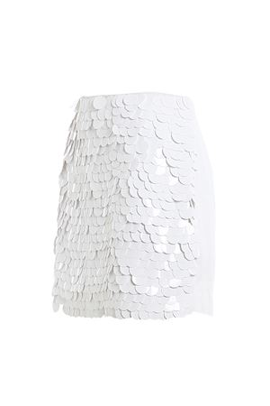 SEQUINED MINI SKIRT DONDUP | 15 | G458PX0083DXXXDD000