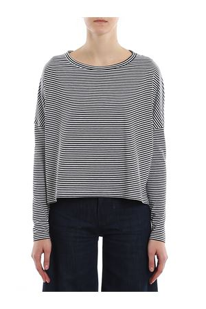 STRIPED LONG-SLEEVED T-SHIRT DONDUP | 7 | S817JF0264DXXXDD863