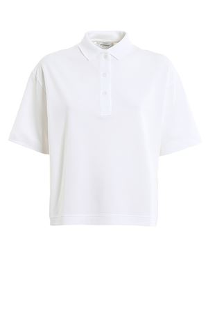 White polo shirt DONDUP | 2 | S835JF0255DZG6DD000