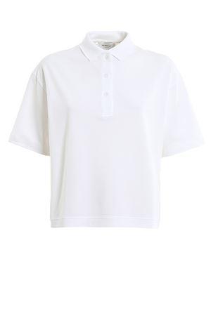 Polo bianca S835JF0255DZG6DD000 DONDUP | 2 | S835JF0255DZG6DD000