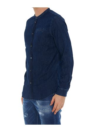 Denim shirt with chest pocket DONDUP | 6 | UC218DS0278UAF7DU800