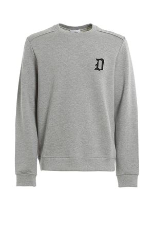 Embroidered cotton sweatshirt DONDUP | -108764232 | UF617KF0136UZD2DU903