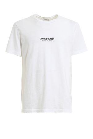T-shirt in cotone fiammato US198JF0195UZC6DU000 DONDUP | 8 | US198JF0195UZC6DU000