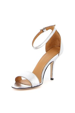 MIRROR LEATHER SANDALS DONDUP | 5032241 | WS179Y00708DXXXDD952