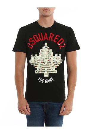 T-SHIRT THE GAME S71GD0896S21600900 DSQUARED2 | 8 | S71GD0896S21600900