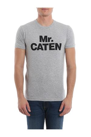 T-shirt in jersey con stampa Mr Caten S74GD0672S22146857M DSQUARED2 | 8 | S74GD0672S22146857M