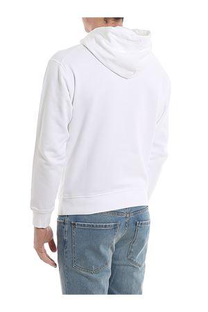 Felpa bianca con stampa Dsquared2 Capri S74GU0409S25305100 DSQUARED2 | -108764232 | S74GU0409S25305100