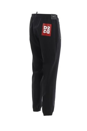 Pantaloni della tuta in lana stretch S74KB0405S40320900 DSQUARED2 | 20000005 | S74KB0405S40320900