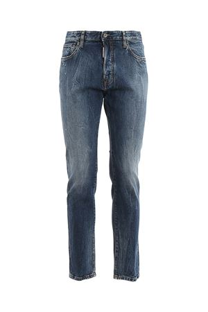 Sexy Mercury paint spot denim jeans DSQUARED2 | 24 | S74LB0682S30667470