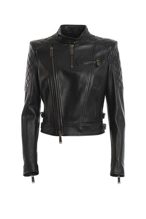 Kiodo biker leather jacket DSQUARED2 | 3 | S75AM0747SY1442900