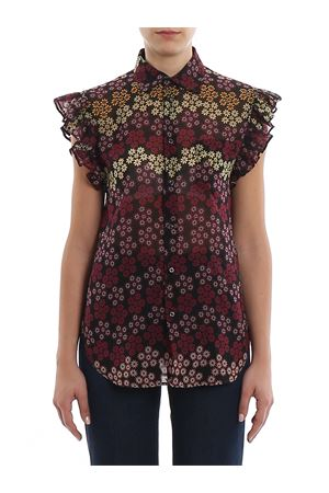 Lilou floral printed sleeveless shirt DSQUARED2 | 6 | S75DL0704S52499001S