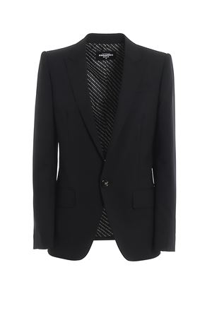 Single-breasted wool suit DSQUARED2 | 42 | S75FT0197S40320900