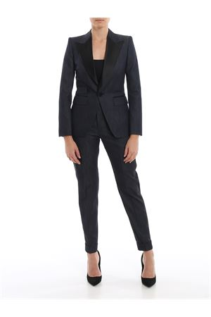 Tuxedo style denim suit DSQUARED2 | 42 | S75FT0204S30462470
