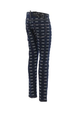 Cool Guy printed jeans DSQUARED2 | 24 | S79LA0004S30342470