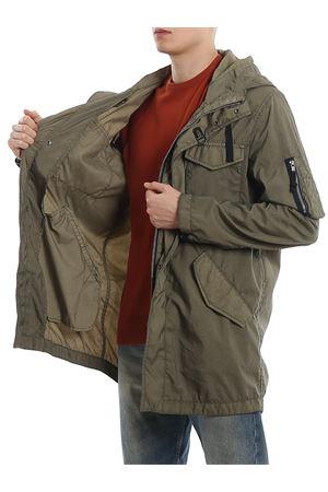 Fabric hooded parka FAY | 10000013 | NAM1540011TRQ1V613