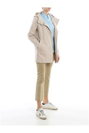 Tech fabric coat FAY | 10000013 | NAW15403430AXXC008