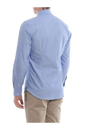 Camicia in popeline con logo NCMA1402590JZDU601 FAY | 6 | NCMA1402590JZDU601
