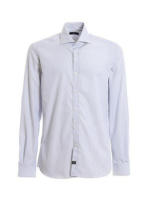 Camicia in popeline di cotone a righe NCMA1402590QCSU601 FAY | 6 | NCMA1402590QCSU601