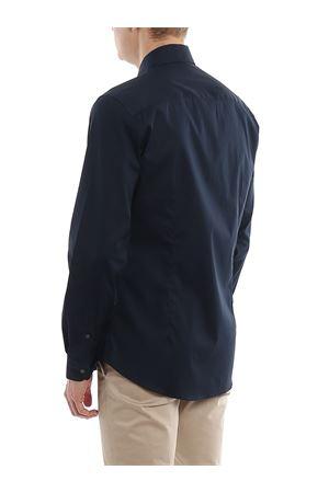 Camicia stretch collo francese NCMA140259S0RMU807 FAY | 6 | NCMA140259SORMU807