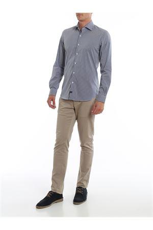 camicia collo francese stretch NCMA140259SRSNU807 FAY | 6 | NCMA140259SRSNU807