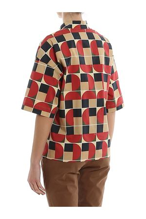 camicia m/corta stretch FAY   6   NCWA240560SRWC1B08