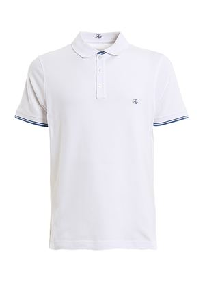 Stretch polo FAY | 2 | NPMB240134SITOB001