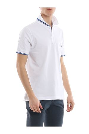 Polo stretch FAY | 2 | NPMB240134SITOB001