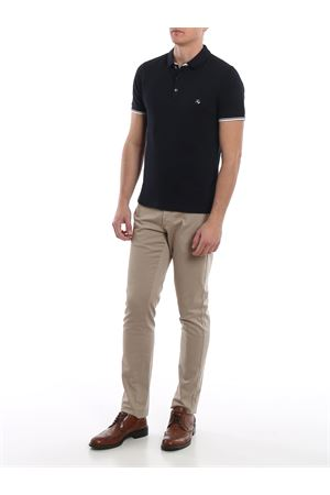 Polo stretch FAY | 2 | NPMB240134SITOU809