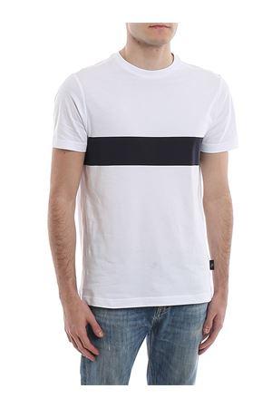 t-shirt m/corta+riga orizz NPMB3401230QXU0106 FAY | 8 | NPMB3401230QXU0106