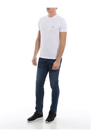 t-shirt m/corta fay gommato NPMB3401300PKUB001 FAY | 8 | NPMB3401300PKUB001
