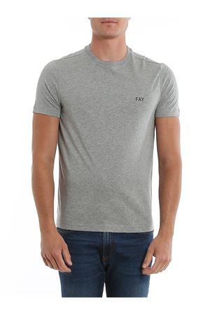 t-shirt m/corta fay gommato NPMB3401300PKUB208 FAY | 8 | NPMB3401300PKUB208