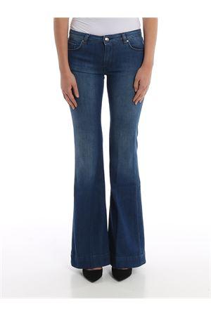 Jeans flared NTW8240544LQS1U207 FAY | 24 | NTW8240544LQS1U207