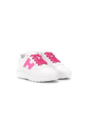 INTERACTIVE3 WHITE AND FUXIA HOGAN | 5032238 | HXT3710AP30NOY3724
