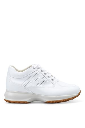INTERACTIVE SNEAKERS IN WHITE HOGAN | 120000001 | HXW00N00E30KLAB001