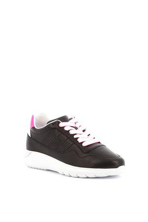 Interactive³ neon heel tab sneakers HOGAN | 5032238 | HXW3710CO20N540QT5