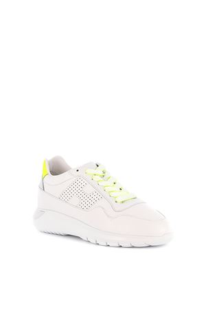 Interactive³ neon heel tab sneakers HOGAN | 5032238 | HXW3710CO20N540QZM