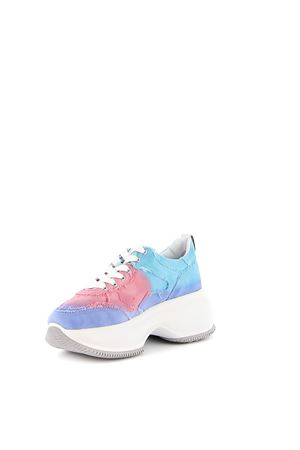 Hogan Maxi I Active Light Blue, Pink, Violet HOGAN | 5032238 | HXW4350BP22YJ39999