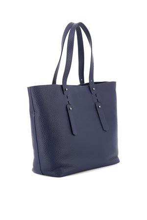 Shopping Bag Blu KBW018A0400KBCU802 HOGAN | 5032266 | KBW018A0400KBCU802