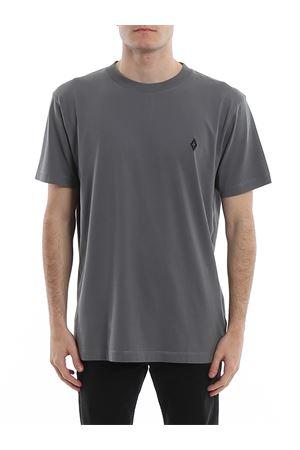 T-shirt grigia con logo CMAA018R20JER0111110 MARCELO BURLON   8   CMAA018R20JER0111110