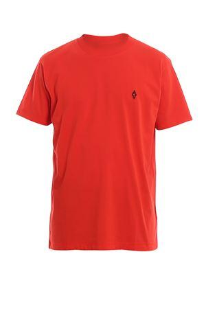 Red Logo T-shirt MARCELO BURLON   8   CMAA018R20JER0112510