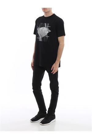 Black Mountains 3D T-shirt MARCELO BURLON | 8 | CMAA018R20JER0141008