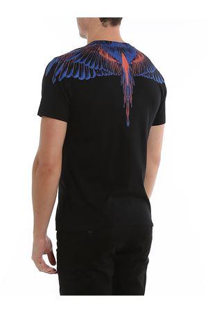 Orange Wings T-Shirt MARCELO BURLON   8   CMAA018S20JER0011020