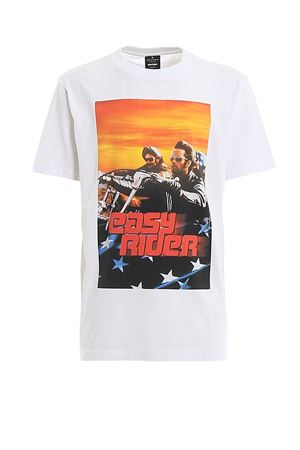 T-shirt in jersey con stampa Easy Rider CMAA018S20JER0050125 MARCELO BURLON | 8 | CMAA018S20JER0050125