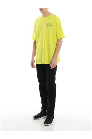 Falls T-Shirt  MARCELO BURLON   8   CMAA054S20JER0061510