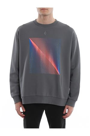 Optical Sweatshirt MARCELO BURLON | -108764232 | CMBA049R20FLE0051145