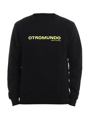 Otromundo Square Sweatshirt MARCELO BURLON | -108764232 | CMBA076R20FLE0011065