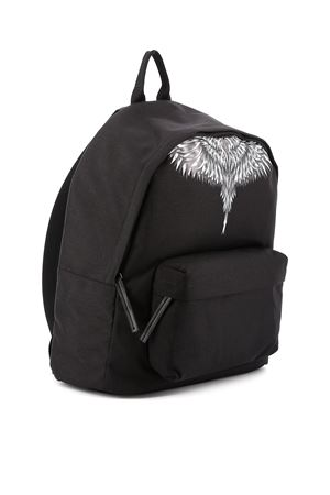 White Wings backpack MARCELO BURLON | 10000008 | CMNB006S20FAB0011001